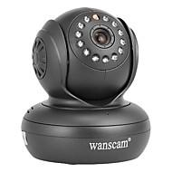wanscam® κάμερα PTZ IP ανίχνευσης κίνησης μέρα νύχτα μίνι δωρεάν ασύρματη p2p