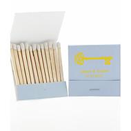 decoração do casamento matchbooks personalizados key-conjunto de 12 (mais cores)