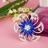 Women's  Rolling Flower Brooch(Random Color)