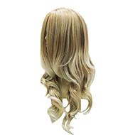 Sexy Ladies Top Grade Synthetic Light Ash Blonde Long Wavy Wig