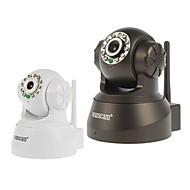 wanscam® cámara IP PTZ día noche wi-fi movimiento configuración protegida p2p detección inalámbrica