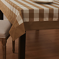 A Motifs Polyester Rectangulaire / Carré Nappes de table