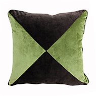 TWOPAGES® Polyester Pillow Cover Solid Modern/Contemporary
