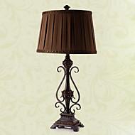 nord-europa stil retro kunglig bordslampa 220-240V