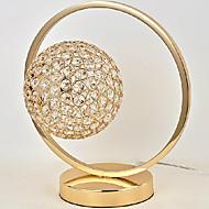 kreativa konstnärliga bordslampa med ring design 220-240V