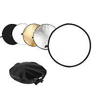"""32 """"5-in-1 Light Mulit Inklapbare schijf Reflector 80cm"""