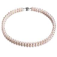 Collier Anniversaire/Mariage/Engagement/Cadeau/Sorée/Quotidien/Occasion spéciale/Casual Perle Femme