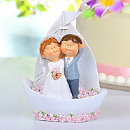 Cake Toppers Looking Forward To The Future  Cake Topper