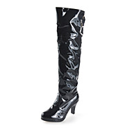 Women's Shoes Platform Chunky Heel Knee High Boots With Lace-up More Colors available