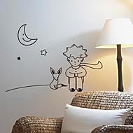 Os desenhos animados Little Prince adesivos de parede