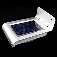 Outdoor Solar Power 16 LED Motion Sensor Detector Security Garden Light lamput