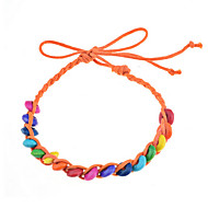 Women's Persona Beads Collection Bracelet Rope