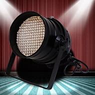 førte etape par lamper PAR64 6 kanal 177 LED RGB DMX512 ac 85 ~ 264v