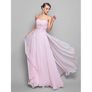 A-line Apple / Hourglass / Inverted Triangle / Pear / Rectangle / Plus Size / Petite / Misses Mother of the Bride Dress Floor-length