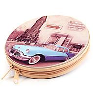 Ferro Modern CD bolha Car Imprimir Case (24pcs)