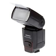 """YONGNUO YN560III 2.8 """"LCD de 2,4 GHz Wireless IR 10W 5600K 1-LED flash Speedlite / photoflood Lamp - Negro"""
