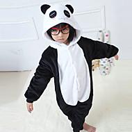 Chubby Panda Flannel Kids Kigurumi Pajama