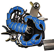 Tattoo Machine Scorpion Shape Gun For Shader&Liner(Blue)