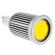 GU10 9 W 1 COB 780-800 LM Cool White Spot Lights AC 85-265 V