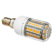 E14 6 W 40 SMD 5050 320-360 LM Warm White Corn Bulbs AC 85-265 V