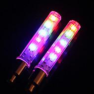 Radlichter / Rad beleuchtet / Ventilkappen Blinklichter LED Radsport Lumen Batterie Radsport-Beleuchtung