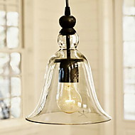 25-60W Traditional/Classic / Vintage / Bowl Mini Style Electroplated Pendant LightsLiving Room / Bedroom / Dining Room / Study