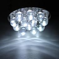 1156 BA15S 12 LED blanco cola de la vuelta de la lámpara del bulbo de freno Luz de freno