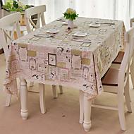 linge de table, de coton, style campagnard