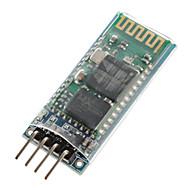 HC-06 Kabelloser Bluetooth Sendeempfänger RF Hauptmodulserie für Arduino