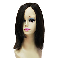 Lace Front Wig 100% Human Remy Hair Medium Straight Hair Wig