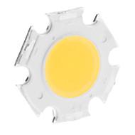DIY 3W 250-300LM 300mA 3000K teplá bílá Světelný Integrovaný LED modul (9-11V)