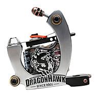 Dragonhawk Tattoo Machine Premium Ferro 10 Wrap Shader