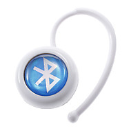 Mini Stereo Bluetooth Earphone(White)