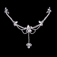 Alloy Forehead Jewelry With Rhinestone Wedding/Party Headpiece