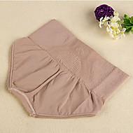 Chinlon High Waist Shaper Briefs Panties(More Colors)