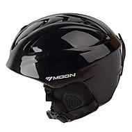 MOON® Helmet Naisten koot / Miesten Snow Sport Helmet Mountain / Half Shell Sports Helmet Musta Snow Helmet ABSPyöräily / Maantiepyöräily