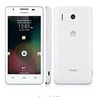 """화웨이 G510 (U8951) -4.5 """"안드로이드 4.1 MSM8225 듀얼 코어 스마트 폰 (1228Mhz, 3G, GPS, 듀얼 카메라, 듀얼 SIM, 와이파이)"""