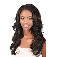22inch 100% brasilianske Virgin Full Lace Wig