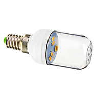 1W E14 / G9 / GU10 / E12 / B22 / E26/E27 LED Spotlight 6 SMD 5730 70-90 lm Warm White / Cool White AC 220-240 V