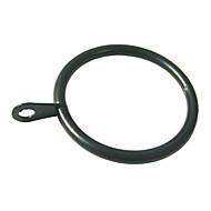 Metal Solid Fancy Cilp Ring - 10pcs (Diameter 3.6cm)