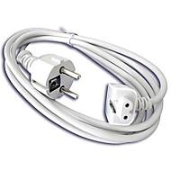 EU Strømkabel til Apple MacBook 45W / 60W / 85W AC Adapter