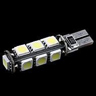 T10 W5W 194 927 161 CANBUS 13 5050 SMD LED Side Car Wedge ampoule de lampe Decode