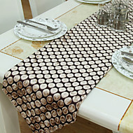 Couper Velvet Turquie style Chemin de Table