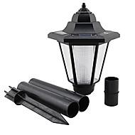 Udendørs Solar Power LED Have Landskab Pathway Path Way Spot Varmt lys lampe (CSS-57252)