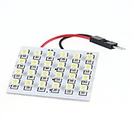 24 1210 Wit SMD LED Light Panel Car Interior Dome lamp
