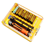 15.8*11*3 cm 45 PCS Carbon Hand Tools Set