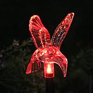 Solar Color-Změna Kolibřík Zahrada Vklad Light (CSS-57326)