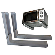 Wall Mount Microwave Bracket Køkken Ovn Holder, W23cm x L4cm x H20cm