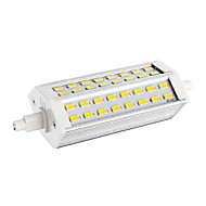 12W R7S LED kukorica izzók T 48 SMD 5730 2400 lm Meleg fehér AC 220-240 V