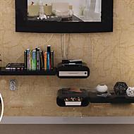 Classic  Thick Metallic Wall Mounted Domestic Shelf